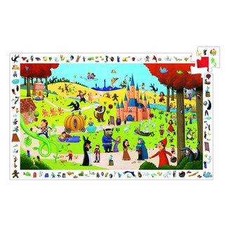 Djeco Djeco - Observation Puzzle, Tales