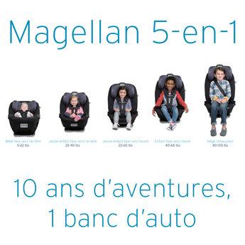 Maxi-Cosi Maxi Cosi, Magellan - Banc Hybride