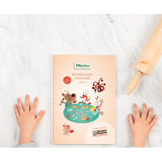 Lilliputiens Lilliputiens - Recipe Book, My First Desserts