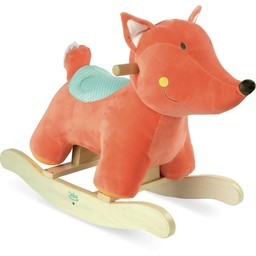 Vilac Vilac - Plush Rocking Fox