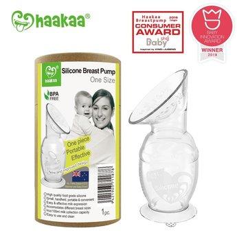 Haakaa Haakaa - Silicone Breast Pump, 100ml