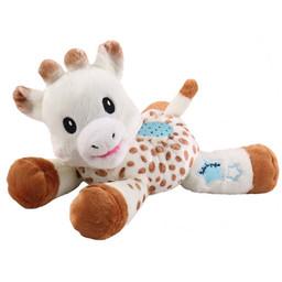 Sophie la Girafe Sophie la Girafe - Projecteur Sons et Lumière en Peluche