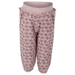 Fixoni Fixoni - Pantalon Fleurs Roses