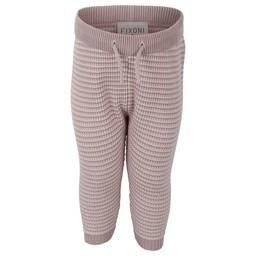Fixoni Fixoni - Knit Pants, Pink Stripes