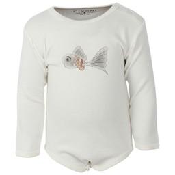 Fixoni Fixoni - Long Sleeves Bodysuit, Fish