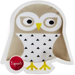 3 sprouts 3 Sprouts - Ice Pack, Owl