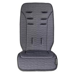 UPPAbaby UPPAbaby - Revêtement de Siège pour Poussette Vista ou Cruz/UPPAbaby Seat Liner for Vista or Cruz Stroller, Gris/Grey