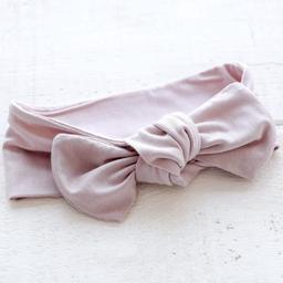 Mini Bretzel Mini Bretzel - Bamboo Headband, Pink