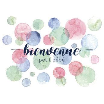 Stéphanie Renière - Greeting Card, Polka