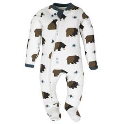 Zippy Jamz - Footie Pyjama, Little Grizzle