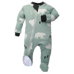 Zippy Jamz - Pyjama à Pattes, Ours Polaires