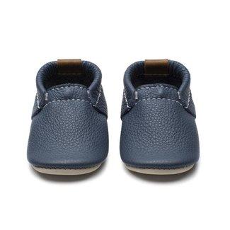 Heyfolks Heyfolks - Soft Soles Shoes, Blue Heron