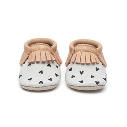 Minimoc Minimoc - Soft Soles Shoes, Hearts