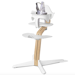 Nomi Nomi - Highchair Standard Stem, White Oak