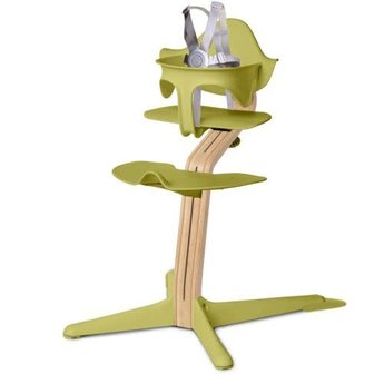 Nomi Nomi - Highchair Standard Stem, White Oak