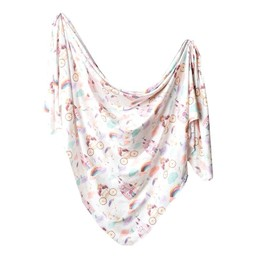 Copper Pearl Copper Pearl - Single Knit Blanket, Enchanted