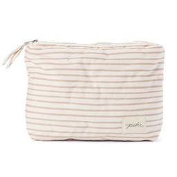 Pehr Pehr - On The Go Travel Pouch, Rose Pink