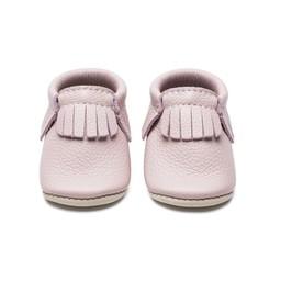 Minimoc Heyfolks - Soft Soles Shoes, Piglet Pink
