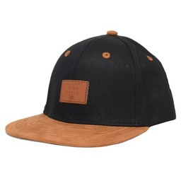 L&P L&P - Brooklyn Cap, Black Caramel
