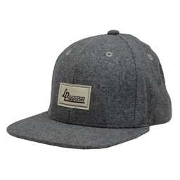 L&P L&P - Seattle 1.0 Cap, Grey Ash