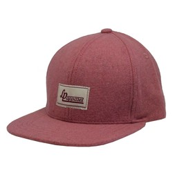 L&P L&P - Casquette Seattle 2.0, Feutre Rose Bonbon