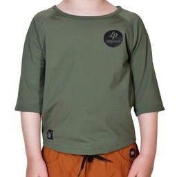 L&P L&P - Rashguard, Olive Green