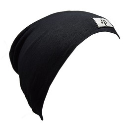 L&P L&P - Boston V20, Tuque de Coton, Noir