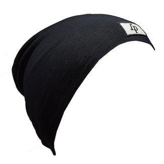 L&P L&P - Boston V20, Tuque de Coton, Noir