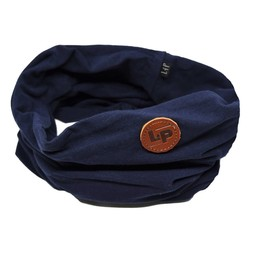 L&P L&P - Infinity Cotton Scarf, Navy
