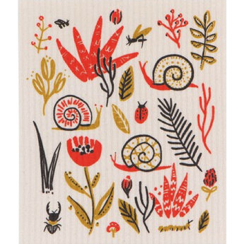 Danica Danica - Reusable Paper Towel, Small World
