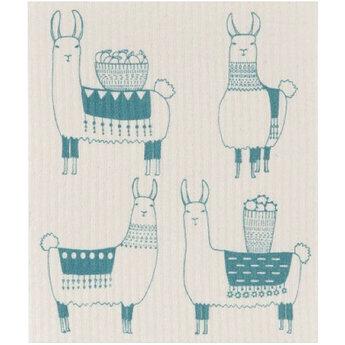 Danica Danica - Reusable Paper Towel, LLamarama