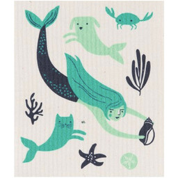 Danica Danica - Reusable Paper Towel, Sea Spell