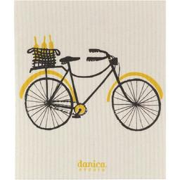 Danica Danica - Essuie-tout Réutilisable, Bicyclette