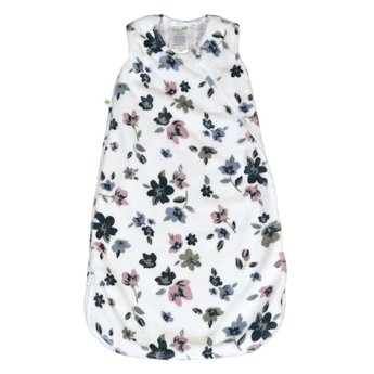 Perlimpinpin Perlimpinpin - Plush Sleep Bag, Flowers
