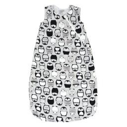 Perlimpinpin Perlimpinpin - Plush Sleep Bag, Penguins