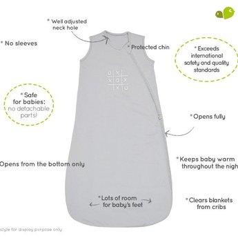 Perlimpinpin Perlimpinpin - Plush Sleep Bag, Dinosaurs