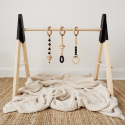 Minika Minika - Activity Gym, Black