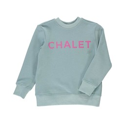 Birdz Children & Co Birdz - Chalet Sweat, Icy Blue