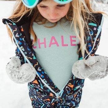 Birdz Children & Co Birdz - Chalet Sweat, Icy Blue