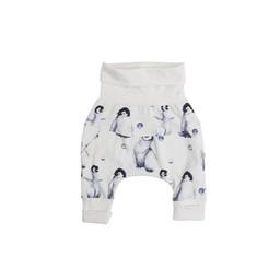 Little Yogi Little Yogi - Pantalon Évolutif, Pingouins