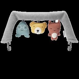 BabyBjörn BabyBjörn - Soft Friends Toy for Bouncer