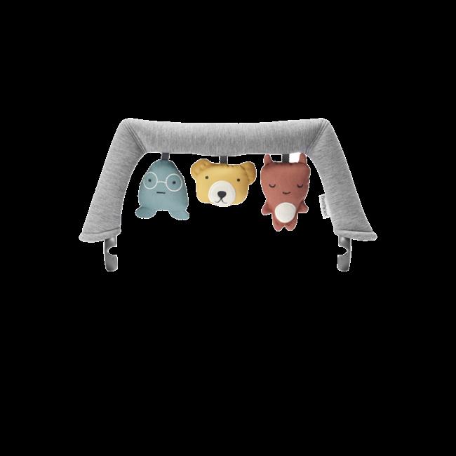 BabyBjörn BabyBjörn - Jouet Amis Doux pour Transat