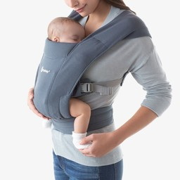 Ergobaby Ergobaby - Baby Carrier Embrace, Oxford Blue
