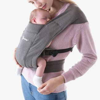 Ergobaby Ergobaby - Baby Carrier Embrace, Heather Grey