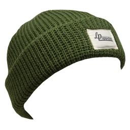 L&P L&P - Tuque en Tricot Léger New York 2.0, Vert