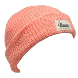 L&P L&P - Light Knit Hat New York 2.0, Tender Pink