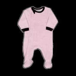 Coccoli Coccoli - Pyjama à Pattes en Velour, Neppy Lilas