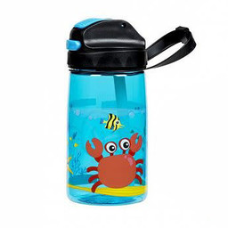 Filo Import Filo Import - Water Bottle Nero Emma 15 oz, Blue