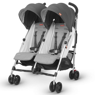 UPPAbaby Uppababy G-Link - Poussette Parapluie Double
