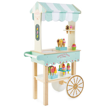 Le Toy Van Le Toy Van - Ice Cream and Treats Trolley